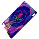 Enchanted Rose Stained Glass Apple iPad 2 Hardshell Case View4
