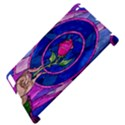 Enchanted Rose Stained Glass Apple iPad 2 Hardshell Case (Compatible with Smart Cover) View4