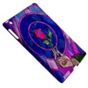 Enchanted Rose Stained Glass Apple iPad 3/4 Hardshell Case (Compatible with Smart Cover) View5