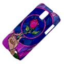 Enchanted Rose Stained Glass Samsung Galaxy S II Skyrocket Hardshell Case View4