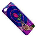 Enchanted Rose Stained Glass Apple iPhone 5 Hardshell Case View5
