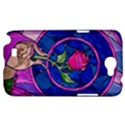 Enchanted Rose Stained Glass Samsung Galaxy Note 2 Hardshell Case View1