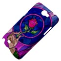 Enchanted Rose Stained Glass Samsung Galaxy Note 2 Hardshell Case View4