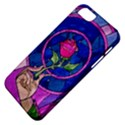Enchanted Rose Stained Glass Apple iPhone 5 Classic Hardshell Case View4