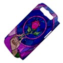 Enchanted Rose Stained Glass Samsung Galaxy S III Hardshell Case (PC+Silicone) View4