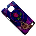 Enchanted Rose Stained Glass Samsung Galaxy S II i9100 Hardshell Case (PC+Silicone) View5