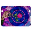 Enchanted Rose Stained Glass Kindle Fire HD 8.9  View1