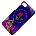 Enchanted Rose Stained Glass BlackBerry Z10 View4