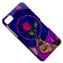 Enchanted Rose Stained Glass BlackBerry Z10 View5