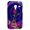 Enchanted Rose Stained Glass Samsung Galaxy Ace Plus S7500 Hardshell Case View2