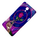 Enchanted Rose Stained Glass Sony Xperia T View4