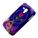 Enchanted Rose Stained Glass Samsung Galaxy Duos I8262 Hardshell Case  View4