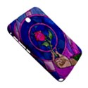 Enchanted Rose Stained Glass Samsung Galaxy Note 8.0 N5100 Hardshell Case  View5