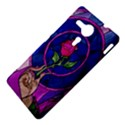Enchanted Rose Stained Glass Sony Xperia SP View4