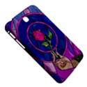 Enchanted Rose Stained Glass Samsung Galaxy Tab 3 (7 ) P3200 Hardshell Case  View5