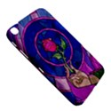Enchanted Rose Stained Glass Samsung Galaxy Tab 3 (8 ) T3100 Hardshell Case  View5