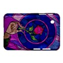 Enchanted Rose Stained Glass Samsung Galaxy Tab 2 (7 ) P3100 Hardshell Case  View1