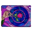 Enchanted Rose Stained Glass iPad Air Hardshell Cases View1