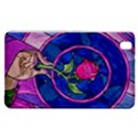 Enchanted Rose Stained Glass Samsung Galaxy Tab Pro 8.4 Hardshell Case View1