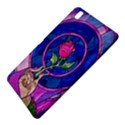 Enchanted Rose Stained Glass Samsung Galaxy Tab Pro 8.4 Hardshell Case View5