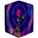 Enchanted Rose Stained Glass iPad Air Flip View3