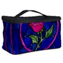 Enchanted Rose Stained Glass Cosmetic Storage Case View2