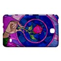 Enchanted Rose Stained Glass Samsung Galaxy Tab 4 (7 ) Hardshell Case  View1