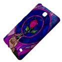 Enchanted Rose Stained Glass Samsung Galaxy Tab 4 (7 ) Hardshell Case  View4