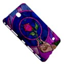 Enchanted Rose Stained Glass Samsung Galaxy Tab 4 (7 ) Hardshell Case  View5