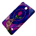 Enchanted Rose Stained Glass Samsung Galaxy Tab 4 (8 ) Hardshell Case  View4