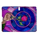 Enchanted Rose Stained Glass Samsung Galaxy Tab S (10.5 ) Hardshell Case  View1