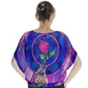 Enchanted Rose Stained Glass Blouse View2