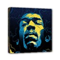 Gabz Jimi Hendrix Voodoo Child Poster Release From Dark Hall Mansion Mini Canvas 6  x 6  View1