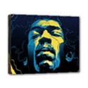 Gabz Jimi Hendrix Voodoo Child Poster Release From Dark Hall Mansion Canvas 10  x 8  View1