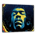 Gabz Jimi Hendrix Voodoo Child Poster Release From Dark Hall Mansion Canvas 24  x 20  View1
