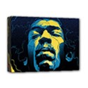 Gabz Jimi Hendrix Voodoo Child Poster Release From Dark Hall Mansion Deluxe Canvas 16  x 12   View1