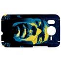 Gabz Jimi Hendrix Voodoo Child Poster Release From Dark Hall Mansion HTC Desire HD Hardshell Case  View1