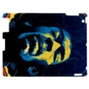 Gabz Jimi Hendrix Voodoo Child Poster Release From Dark Hall Mansion Apple iPad 2 Hardshell Case View1