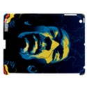 Gabz Jimi Hendrix Voodoo Child Poster Release From Dark Hall Mansion Apple iPad 3/4 Hardshell Case (Compatible with Smart Cover) View1