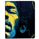 Gabz Jimi Hendrix Voodoo Child Poster Release From Dark Hall Mansion Apple iPad 2 Flip Case View1