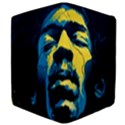 Gabz Jimi Hendrix Voodoo Child Poster Release From Dark Hall Mansion Apple iPad 2 Flip Case View4