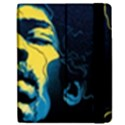 Gabz Jimi Hendrix Voodoo Child Poster Release From Dark Hall Mansion Apple iPad 3/4 Flip Case View2