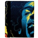 Gabz Jimi Hendrix Voodoo Child Poster Release From Dark Hall Mansion Apple iPad 3/4 Flip Case View3
