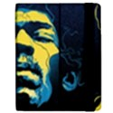Gabz Jimi Hendrix Voodoo Child Poster Release From Dark Hall Mansion Apple iPad Mini Flip Case View2