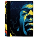 Gabz Jimi Hendrix Voodoo Child Poster Release From Dark Hall Mansion Apple iPad Mini Flip Case View3