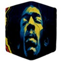 Gabz Jimi Hendrix Voodoo Child Poster Release From Dark Hall Mansion Apple iPad Mini Flip Case View4