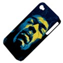 Gabz Jimi Hendrix Voodoo Child Poster Release From Dark Hall Mansion Apple iPhone 4/4S Hardshell Case (PC+Silicone) View4