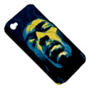 Gabz Jimi Hendrix Voodoo Child Poster Release From Dark Hall Mansion Apple iPhone 4/4S Hardshell Case (PC+Silicone) View5