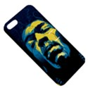 Gabz Jimi Hendrix Voodoo Child Poster Release From Dark Hall Mansion Apple iPhone 5 Hardshell Case with Stand View5