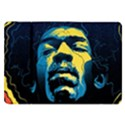 Gabz Jimi Hendrix Voodoo Child Poster Release From Dark Hall Mansion Samsung Galaxy Tab 8.9  P7300 Flip Case View1